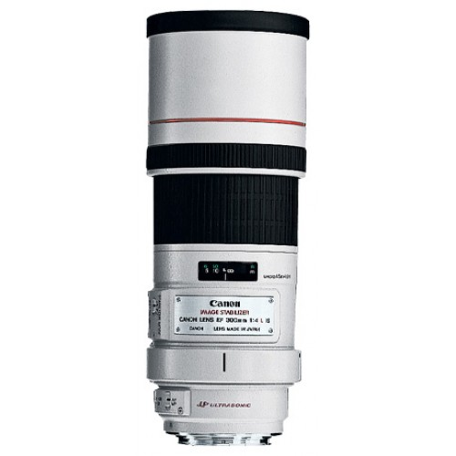 Ремонт объективов Canon EF 300mm f/4L IS USM