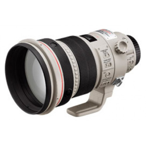 Ремонт объективов Canon EF 200mm f/2.0L IS USM