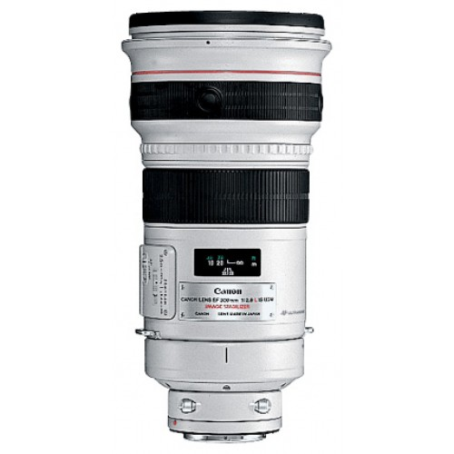Ремонт объективов Canon EF 300mm f/2.8L IS USM