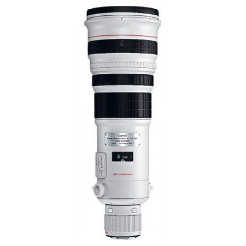 Ремонт объективов Canon EF 500mm f/4L IS USM
