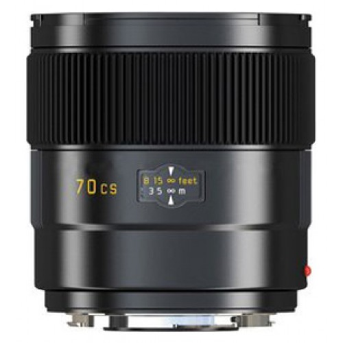 Ремонт объективов Leica Summarit-S 70mm f/2.5 Aspherical CS