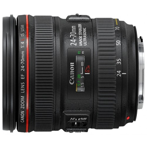 Ремонт объективов Canon EF 24-70mm f/4L IS USM