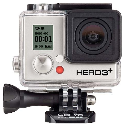 Ремонт экшн камер GoPro HERO3+ Black Edition Motorsport