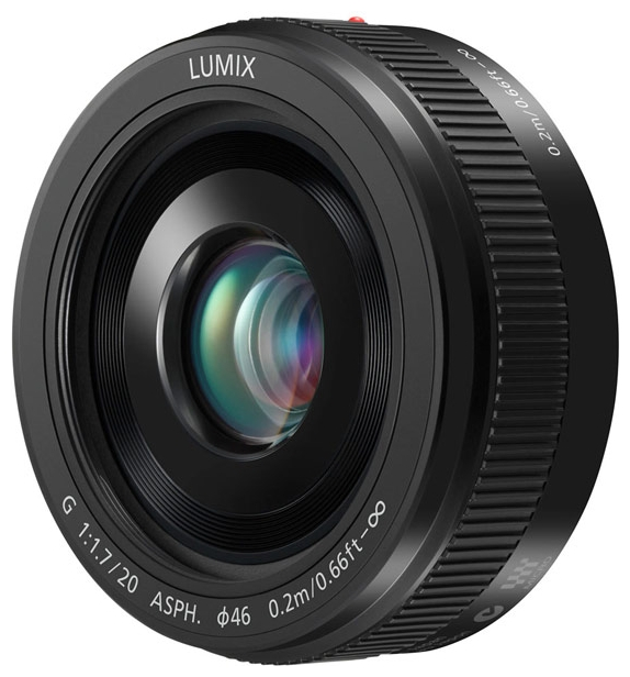 Ремонт объективов Panasonic 20mm f/1.7 II Aspherical (H-H020A)
