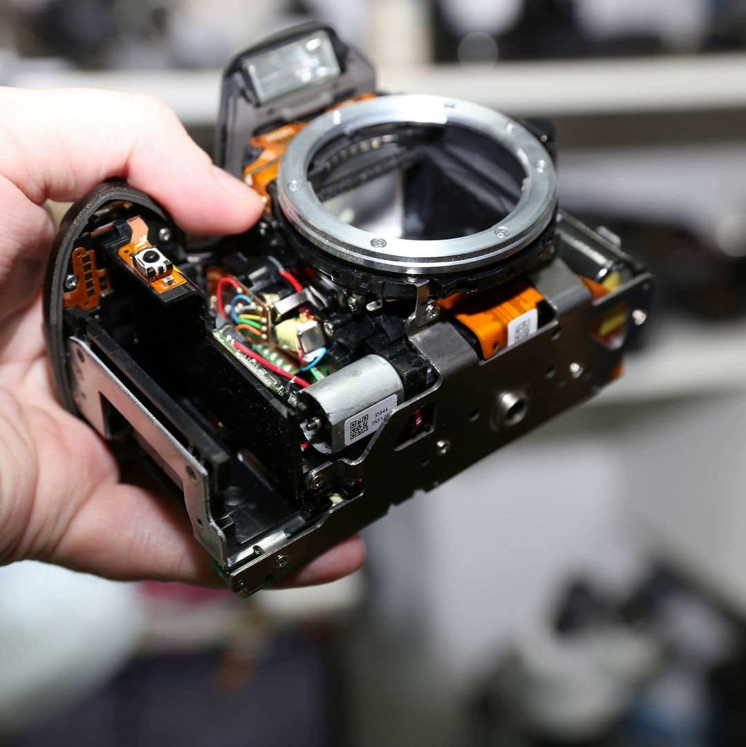 круглосуточный ремонт фотоаппаратов