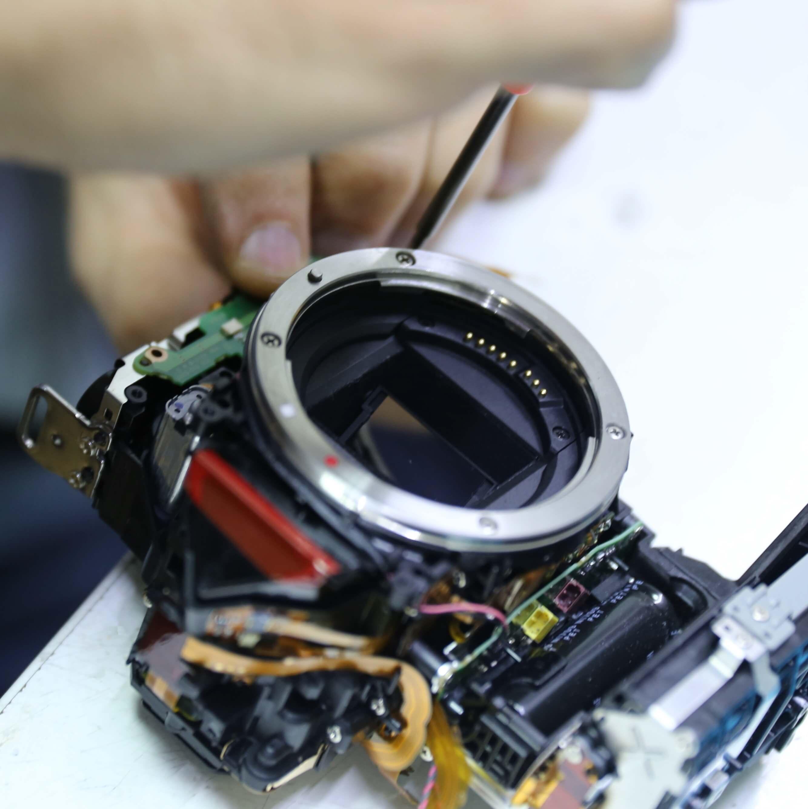 как понять когда менять затвор фотокамеры пикториальной школы