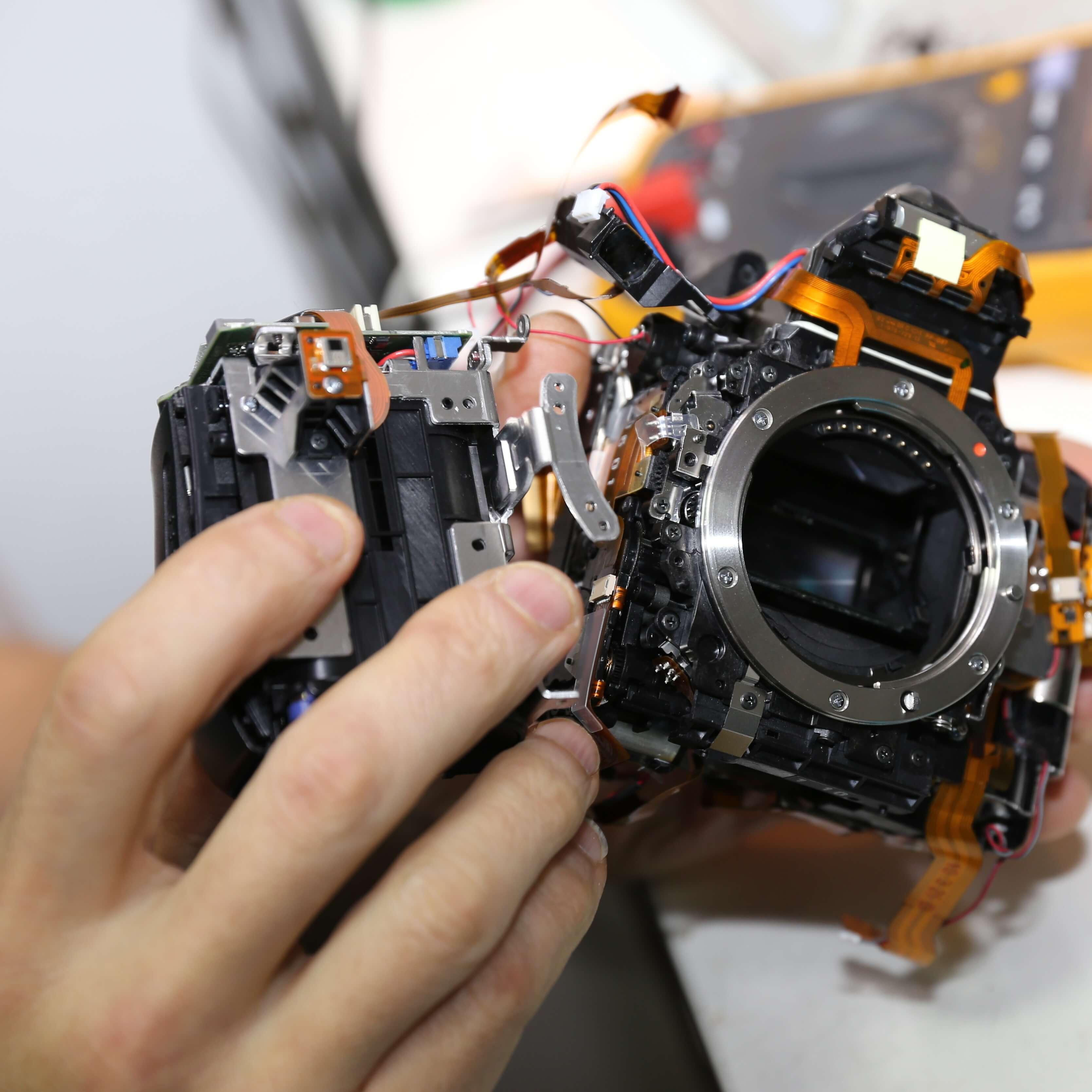 круглосуточный ремонт фотоаппаратов руин этого