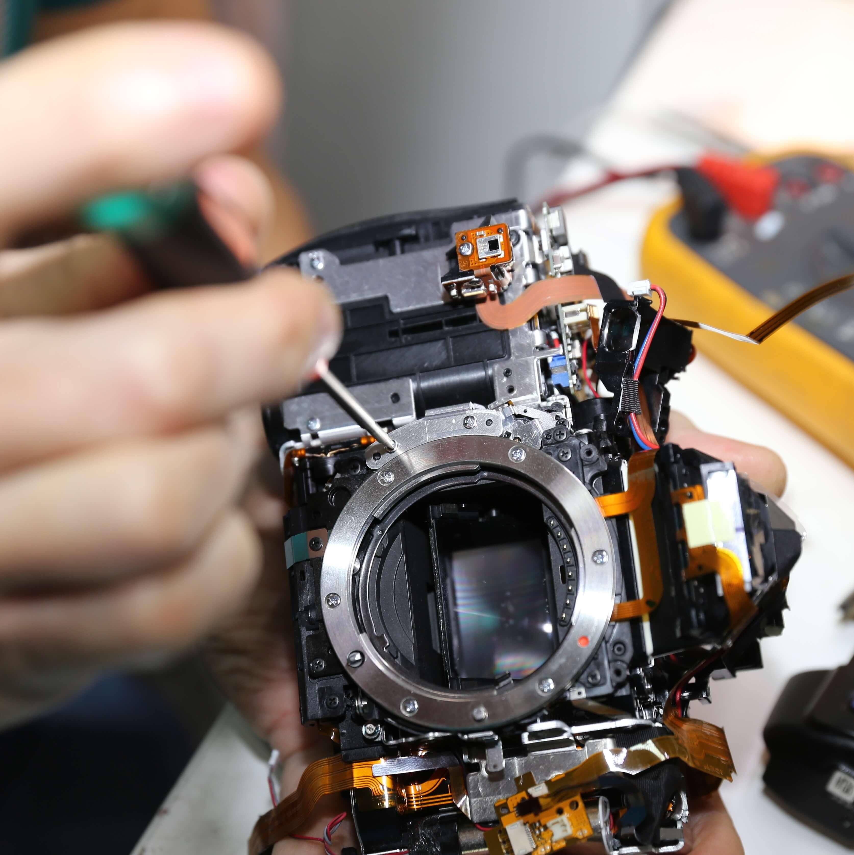 говоря, круглосуточный ремонт фотоаппаратов лесных
