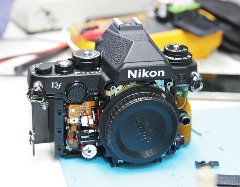 ремонт фотоаппаратов мск того, отдельным