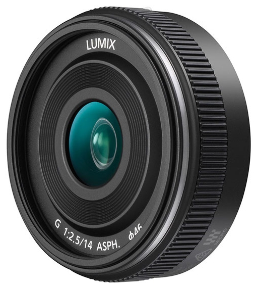 Ремонт объективов Panasonic 14mm f/2.5 II Aspherical (H-H014A)