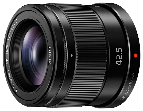 Ремонт объективов Panasonic 42.5mm f/1.7 G Aspherical Power O.I.S. (H-HS043E)